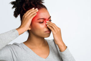 sinus infection symptoms and signs