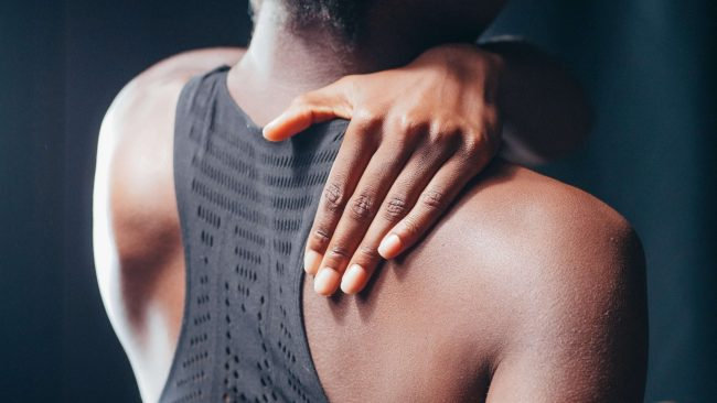 Upper Back Pain: Everything You Need to Know